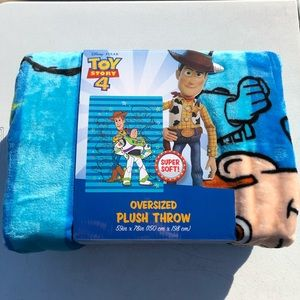Toys story licensed throw-New